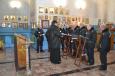 Харпские осужденные осваивают церковное пение